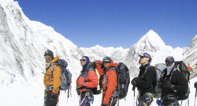 Mount Everest Tour