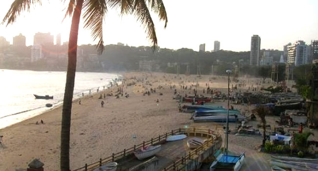 beauty of mumbai beaches