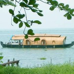 Ashtamudi Kollam to Alleppey lake