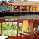 Romantic Backwaters of Kerala Alleppey