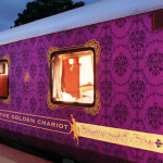 The Golden Chariot train tour
