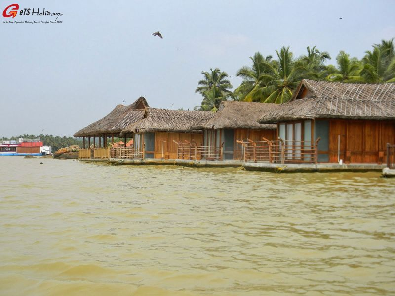 Poovar beach of Kerala