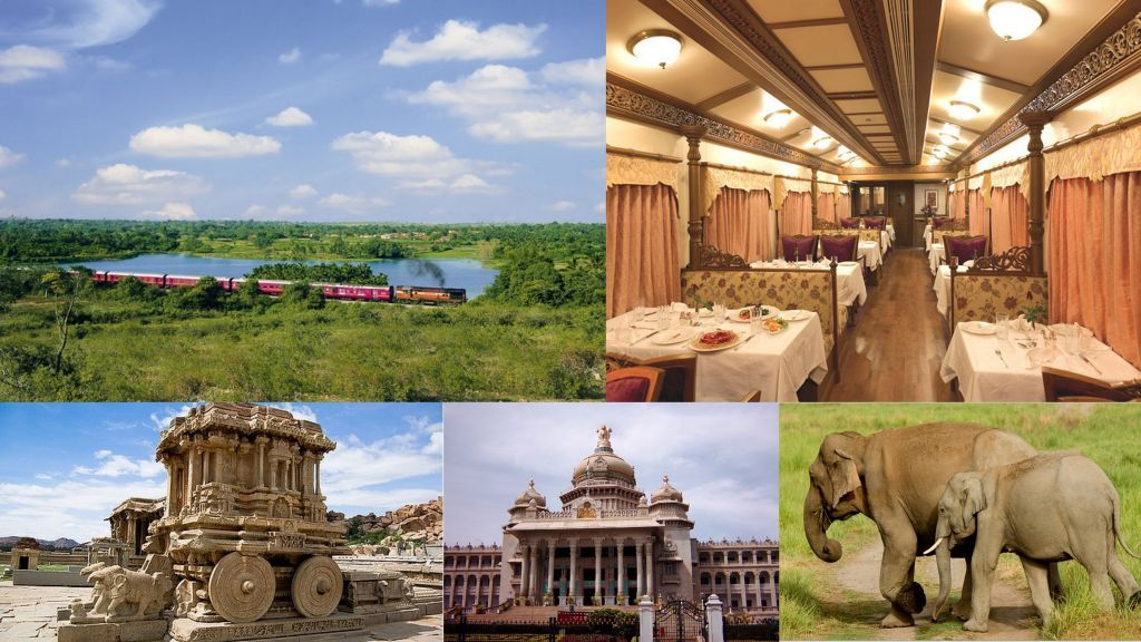 Splendors of the South with Golden Chariot Express