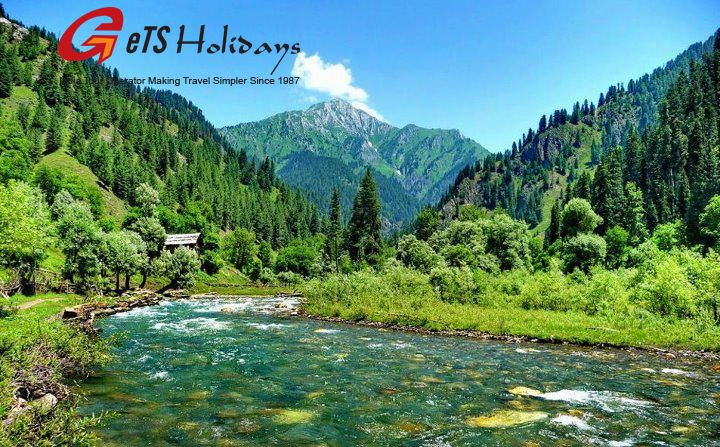 Gurez Valley of kashmir