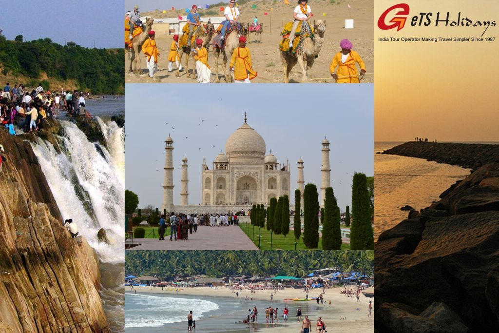 India Most Romantic places