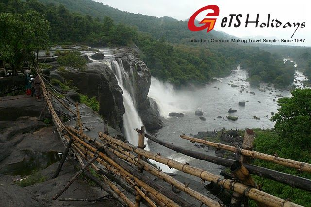 Kerala Athirapally Waterfalls