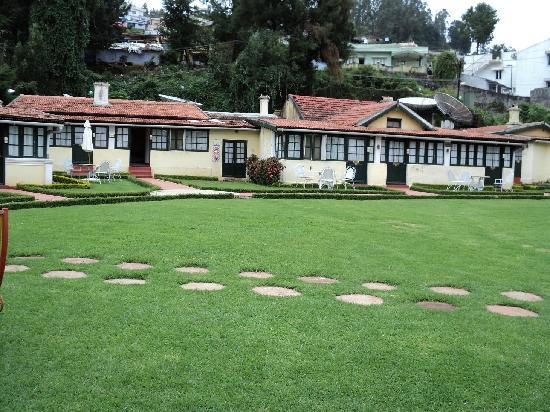 Savoy hotel, ooty