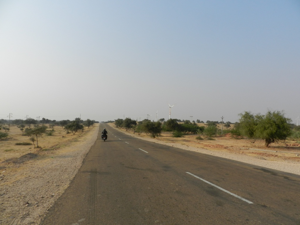 barmer- bikaner bike ride