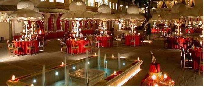 royal Indian wedding venue