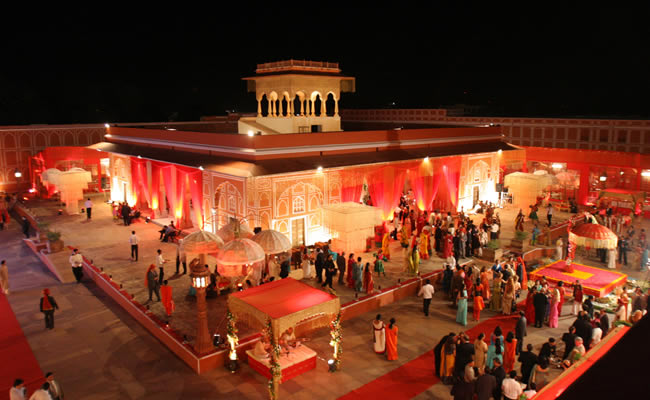 royal wedding in rajasthan