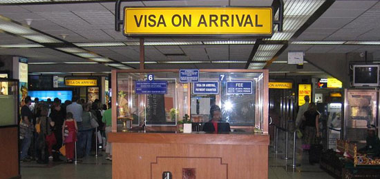 visa-on-arrival-counter