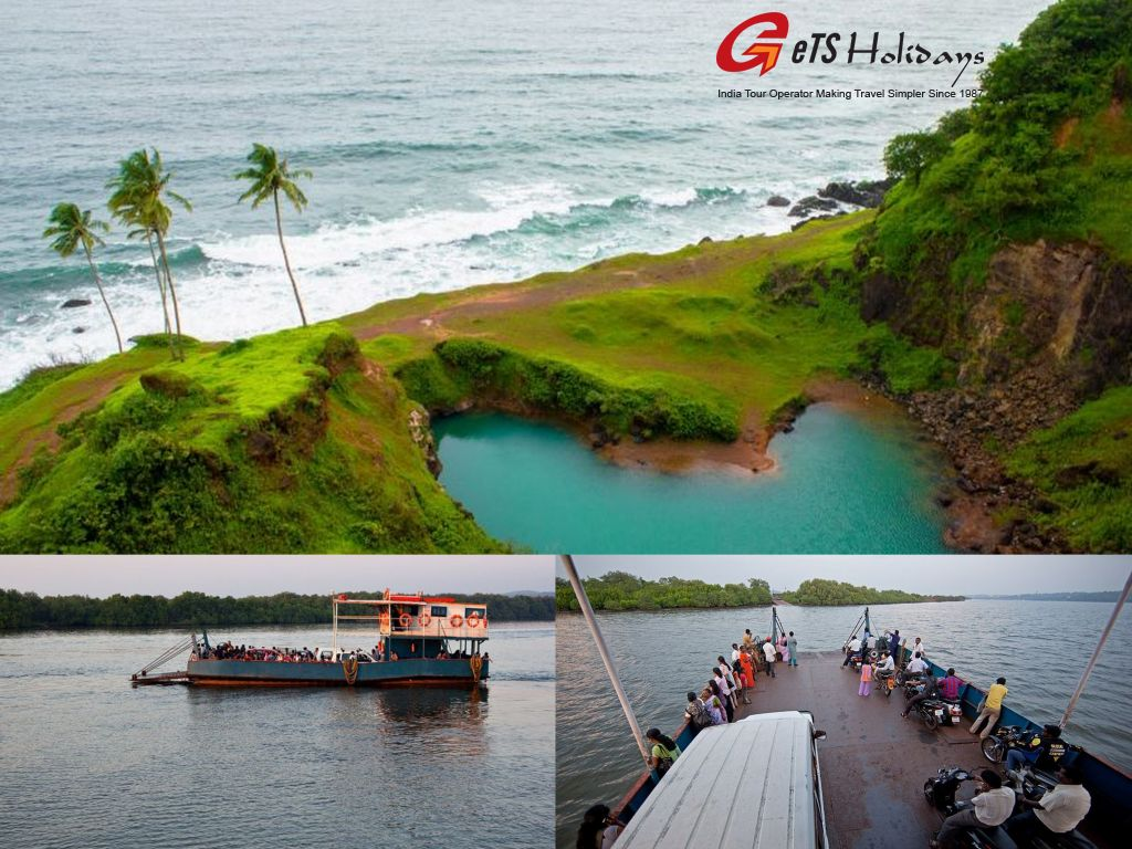 Islands of Goa Chorao Divar Vanxim