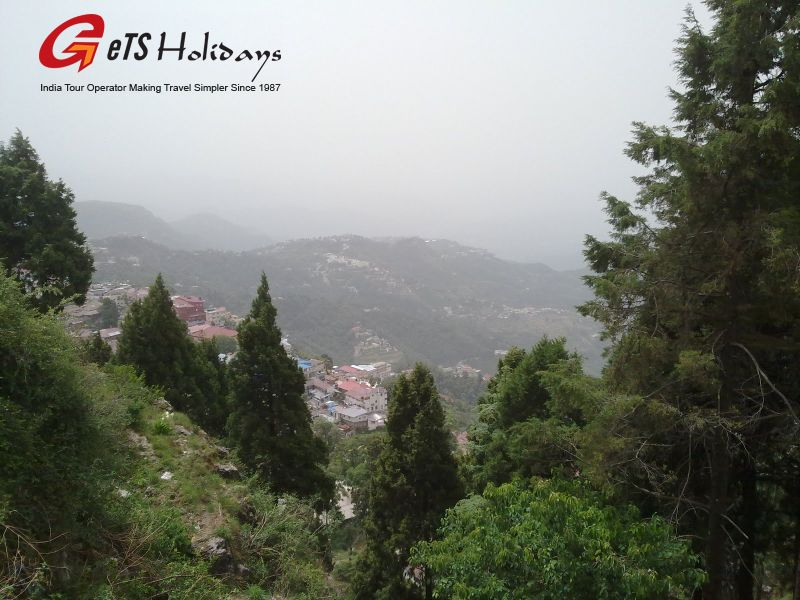 mussoorie tourist places