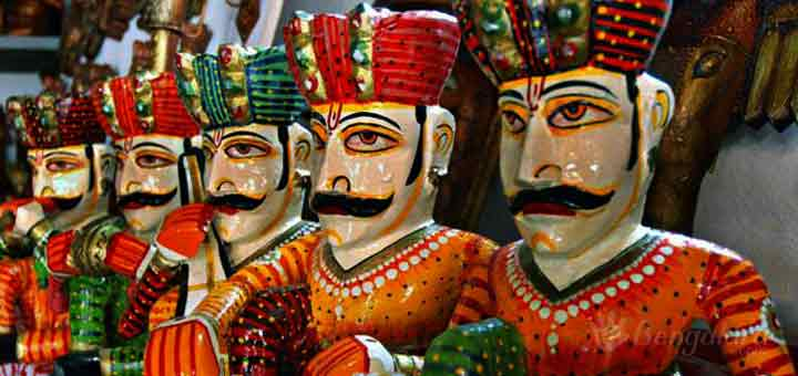 Indian States Famous For Handicrafts