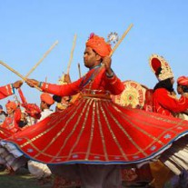 mount abu winter festival