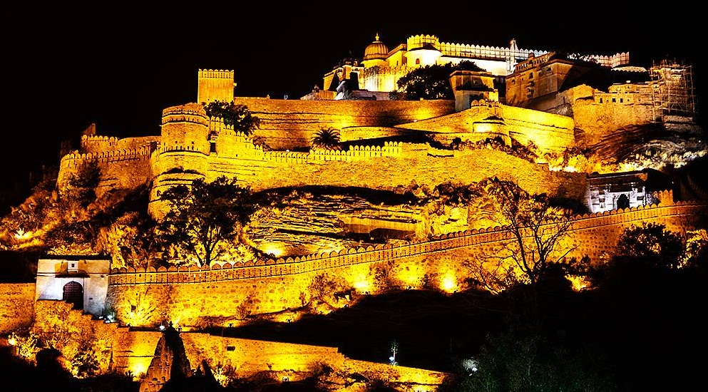 Sound and Light Show at Kumbhalgarh Fort