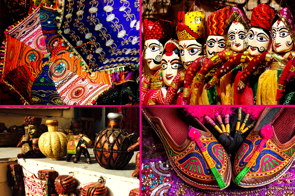 FAMOUS CRAFTS OF UDAIPUR