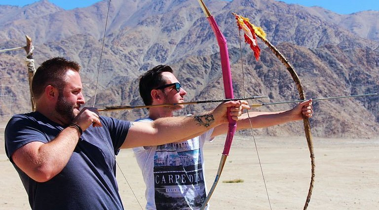 Archery in Ladakh