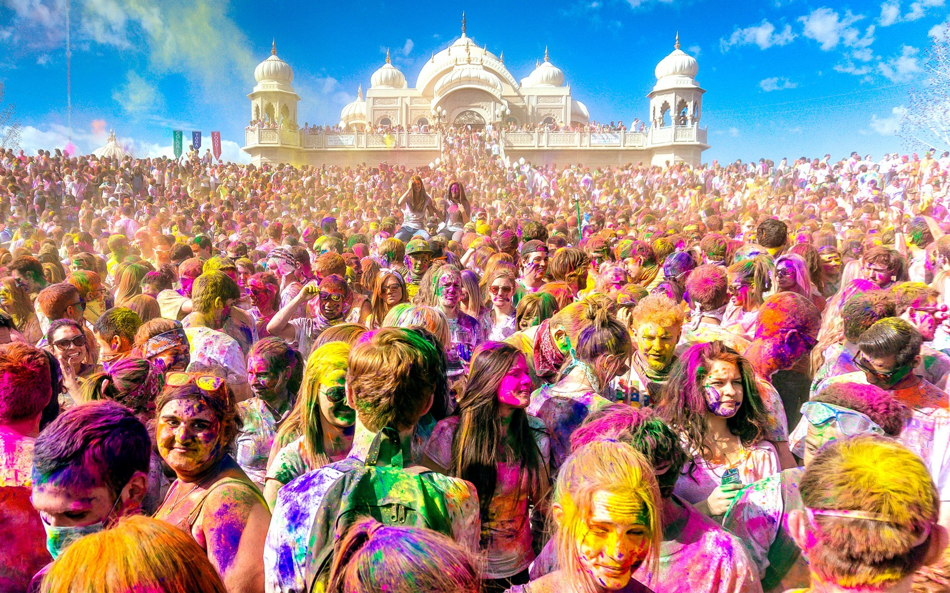 Gokula-Celebrate-Holi-Festival-2016-Wallpapers